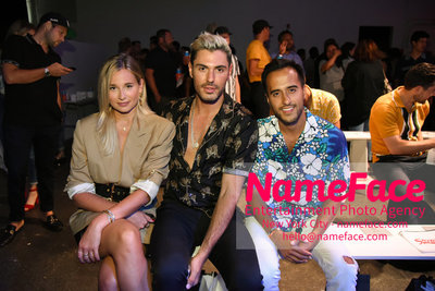 Todd Snyder Runway Show SS19 - Mens News York Fashion Week Danielle Bernstein, Joey Zauzig and Moti Ankari - NameFace Photo Agency New York City - hello@nameface.com - nameface.com - Photo by Daniela Kirsch