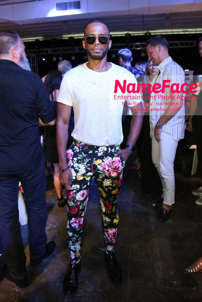 Todd Snyder Runway Show SS19 - Mens News York Fashion Week Eric West - NameFace Photo Agency New York City - hello@nameface.com - nameface.com - Photo by Daniela Kirsch