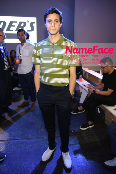 Todd Snyder Runway Show SS19 - Mens News York Fashion Week Gideon Glick - NameFace Photo Agency New York City - hello@nameface.com - nameface.com - Photo by Daniela Kirsch