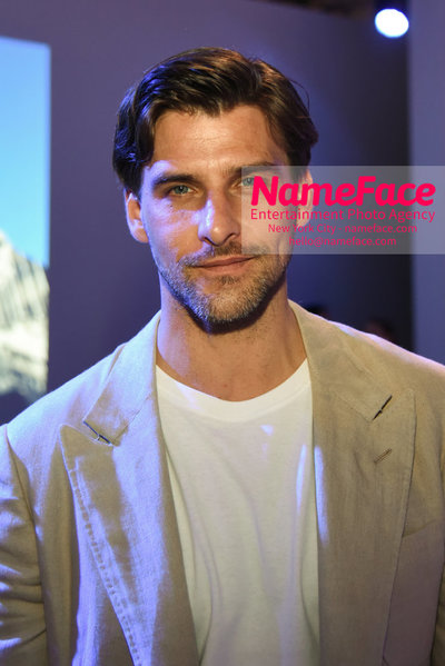 Todd Snyder Runway Show SS19 - Mens News York Fashion Week Johannes Huebl - NameFace Photo Agency New York City - hello@nameface.com - nameface.com - Photo by Daniela Kirsch
