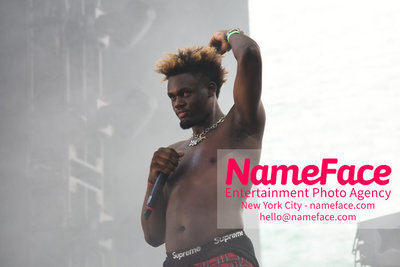 The Greatest Day Ever Music Festival and Carnival - First Day Ugly God - NameFace Photo Agency New York City - hello@nameface.com - nameface.com - Photo by Daniela Kirsch