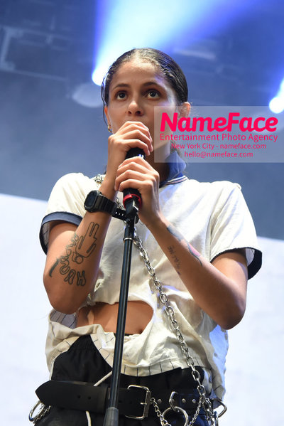 The Greatest Day Ever Music Festival and Carnival - First Day 070 Shake Danielle Balbuena - NameFace Photo Agency New York City - hello@nameface.com - nameface.com - Photo by Daniela Kirsch