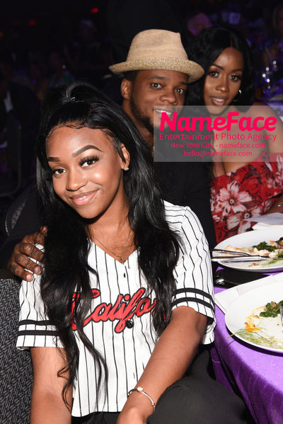 Wendy Williams Birthday Party and The Hunter Foundation Give Back Gala 2018 Daughter Dejanae Mackie, Papoose and Remy Ma - NameFace Photo Agency New York City - hello@nameface.com - nameface.com - Photo by Daniela Kirsch