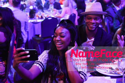 Wendy Williams Birthday Party and The Hunter Foundation Give Back Gala 2018 Daughter Dejanae Mackie and Papoose - NameFace Photo Agency New York City - hello@nameface.com - nameface.com - Photo by Daniela Kirsch