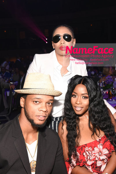 Wendy Williams Birthday Party and The Hunter Foundation Give Back Gala 2018 Papoose, T Barz and Remy Ma - NameFace Photo Agency New York City - hello@nameface.com - nameface.com - Photo by Daniela Kirsch