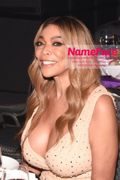 Wendy Williams Birthday Party and The Hunter Foundation Give Back Gala 2018