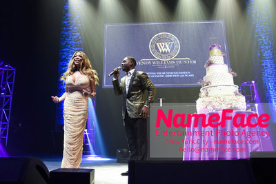 Wendy Williams Birthday Party and The Hunter Foundation Give Back Gala 2018 Wendy Williams and PM - NameFace Photo Agency New York City - hello@nameface.com - nameface.com - Photo by Daniela Kirsch