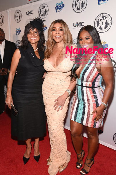 Wendy Williams Birthday Party and The Hunter Foundation Give Back Gala 2018 Wendy Williams and Victoria Rowell, Wendy Williams and Torrei Hart - NameFace Photo Agency New York City - hello@nameface.com - nameface.com - Photo by Daniela Kirsch