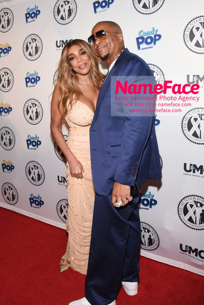 Wendy Williams Birthday Party and The Hunter Foundation Give Back Gala 2018 Wendy Williams and husband Kevin Hunter - NameFace Photo Agency New York City - hello@nameface.com - nameface.com - Photo by Daniela Kirsch