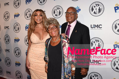 Wendy Williams Birthday Party and The Hunter Foundation Give Back Gala 2018 Wendy Williams and parents Shirley Williams and Thomas Williams Sr.  - NameFace Photo Agency New York City - hello@nameface.com - nameface.com - Photo by Daniela Kirsch
