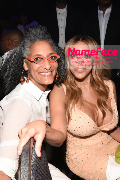 Wendy Williams Birthday Party and The Hunter Foundation Give Back Gala 2018 Carla Hall and Wendy Williams - NameFace Photo Agency New York City - hello@nameface.com - nameface.com - Photo by Daniela Kirsch