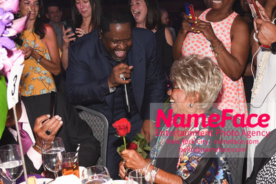 Wendy Williams Birthday Party and The Hunter Foundation Give Back Gala 2018 Johnny Gill and Shirley Williams - NameFace Photo Agency New York City - hello@nameface.com - nameface.com - Photo by Daniela Kirsch