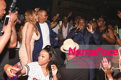Wendy Williams Birthday Party and The Hunter Foundation Give Back Gala 2018 Wendy Williams, Kevin Hunter and Johnny Gill - NameFace Photo Agency New York City - hello@nameface.com - nameface.com - Photo by Daniela Kirsch