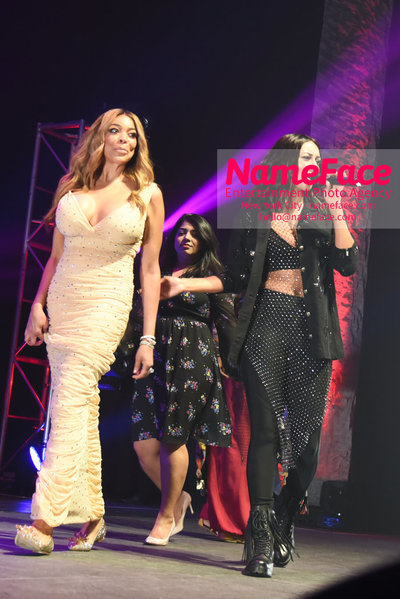 Wendy Williams Birthday Party and The Hunter Foundation Give Back Gala 2018 Wendy Williams and Keri Hilson - NameFace Photo Agency New York City - hello@nameface.com - nameface.com - Photo by Daniela Kirsch