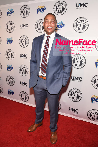 Wendy Williams Birthday Party and The Hunter Foundation Give Back Gala 2018 Don Lemon - NameFace Photo Agency New York City - hello@nameface.com - nameface.com - Photo by Daniela Kirsch