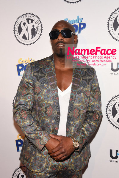 Wendy Williams Birthday Party and The Hunter Foundation Give Back Gala 2018 Omar Wilson - NameFace Photo Agency New York City - hello@nameface.com - nameface.com - Photo by Daniela Kirsch