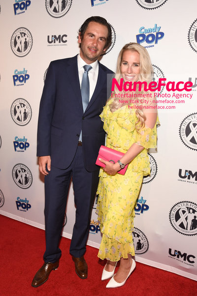 Wendy Williams Birthday Party and The Hunter Foundation Give Back Gala 2018 Steven Fulop, Mayor of Jersey City and wife Jaclyn Thompson - NameFace Photo Agency New York City - hello@nameface.com - nameface.com - Photo by Daniela Kirsch