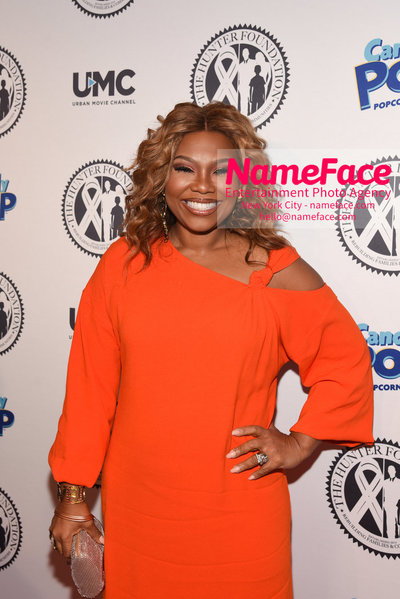 Wendy Williams Birthday Party and The Hunter Foundation Give Back Gala 2018 Mona Scott Young - NameFace Photo Agency New York City - hello@nameface.com - nameface.com - Photo by Daniela Kirsch