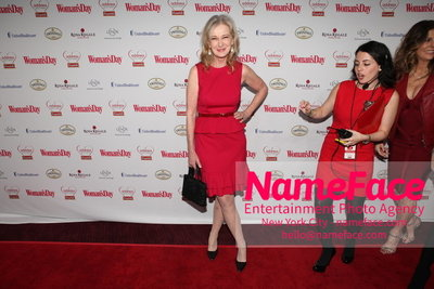 Womans Day Red Dress Awards to benefit the American Heart Associations Go Red For Women 2014 Caroline Lagerfelt - NameFace Photo Agency New York City - hello@nameface.com - nameface.com - Photo by