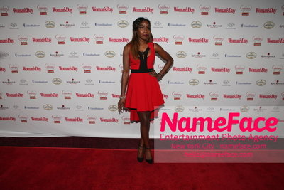 Womans Day Red Dress Awards to benefit the American Heart Associations Go Red For Women 2014 Estelle - NameFace Photo Agency New York City - hello@nameface.com - nameface.com - Photo by