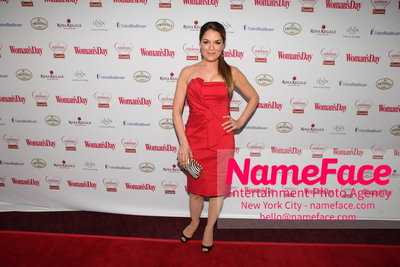 Womans Day Red Dress Awards to benefit the American Heart Associations Go Red For Women 2014 Sabrina Soto - NameFace Photo Agency New York City - hello@nameface.com - nameface.com - Photo by