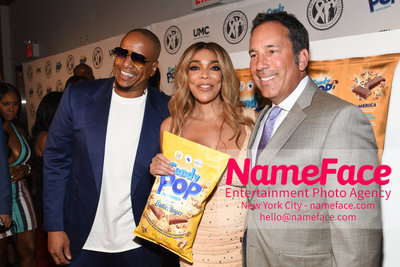 Wendy Williams Birthday Party and The Hunter Foundation Give Back Gala 2018 Kevin Hunter and Wendy Williams - NameFace Photo Agency New York City - hello@nameface.com - nameface.com - Photo by Daniela Kirsch