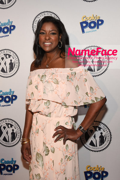 Wendy Williams Birthday Party and The Hunter Foundation Give Back Gala 2018 Lori Stokes - NameFace Photo Agency New York City - hello@nameface.com - nameface.com - Photo by Daniela Kirsch