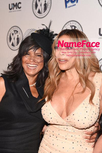 Wendy Williams Birthday Party and The Hunter Foundation Give Back Gala 2018 Victoria Rowell and Wendy Williams - NameFace Photo Agency New York City - hello@nameface.com - nameface.com - Photo by Daniela Kirsch