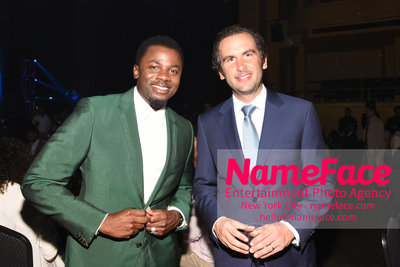 Wendy Williams Birthday Party and The Hunter Foundation Give Back Gala 2018 Derek Luke and Steven Fulop - NameFace Photo Agency New York City - hello@nameface.com - nameface.com - Photo by Daniela Kirsch