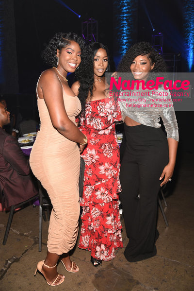Wendy Williams Birthday Party and The Hunter Foundation Give Back Gala 2018 Juju, Remy Ma and Yandy Smith - NameFace Photo Agency New York City - hello@nameface.com - nameface.com - Photo by Daniela Kirsch
