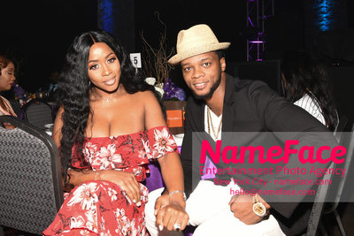 Wendy Williams Birthday Party and The Hunter Foundation Give Back Gala 2018 Remy Ma and Papoose - NameFace Photo Agency New York City - hello@nameface.com - nameface.com - Photo by Daniela Kirsch