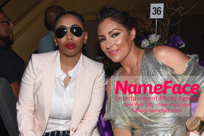 Wendy Williams Birthday Party and The Hunter Foundation Give Back Gala 2018 T Barz and Arika Kane - NameFace Photo Agency New York City - hello@nameface.com - nameface.com - Photo by Daniela Kirsch