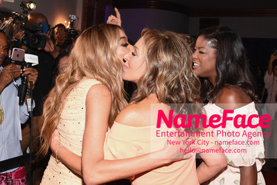 Wendy Williams Birthday Party and The Hunter Foundation Give Back Gala 2018 Wendy Williams, Rosanna Scotto and Lori Stokes - NameFace Photo Agency New York City - hello@nameface.com - nameface.com - Photo by Daniela Kirsch