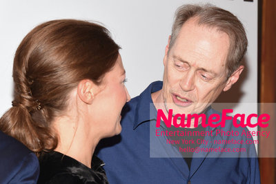 Sony Pictures Classics and The Cinema Society Special Screening of Puzzle Kelly Macdonald and Steve Buscemi - NameFace Photo Agency New York City - hello@nameface.com - nameface.com - Photo by Daniela Kirsch