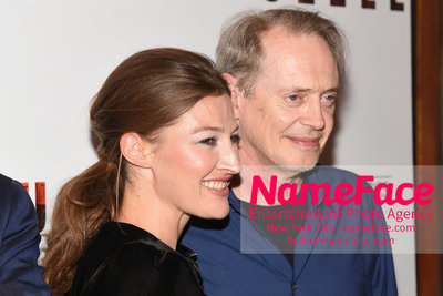 Sony Pictures Classics and The Cinema Society Special Screening of Puzzle Kelly Macdonald and Steve Buscemi and Steve Buscemi - NameFace Photo Agency New York City - hello@nameface.com - nameface.com - Photo by Daniela Kirsch