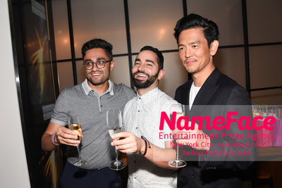Opening Night Screening of Searching at the 41st Asian American International Film Festival Aneesh Chaganty, Sev Ohanian and John Cho - NameFace Photo Agency New York City - hello@nameface.com - nameface.com - Photo by Daniela Kirsch