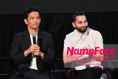 Opening Night Screening of Searching at the 41st Asian American International Film Festival John Cho and Sev Ohanian - NameFace Photo Agency New York City - hello@nameface.com - nameface.com - Photo by Daniela Kirsch