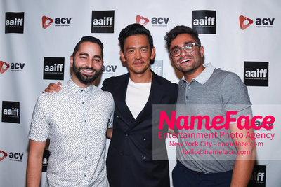 Opening Night Screening of Searching at the 41st Asian American International Film Festival Sev Ohanian, John Cho and Aneesh Chaganty - NameFace Photo Agency New York City - hello@nameface.com - nameface.com - Photo by Daniela Kirsch