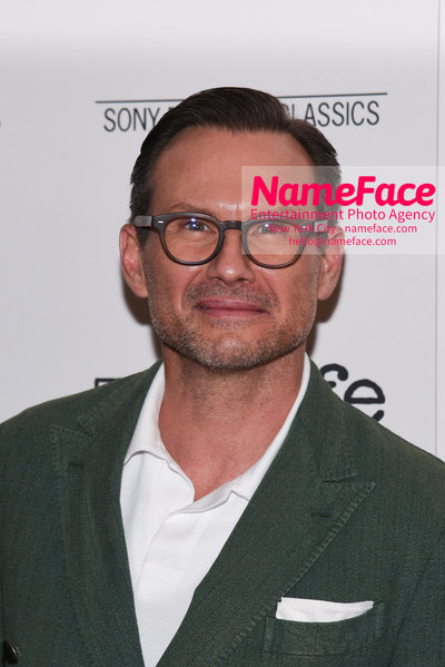 Special New York Screening of The Wife hosted by Sony Pictures Classics Christian Slater - NameFace Photo Agency New York City - hello@nameface.com - nameface.com - Photo by Daniela Kirsch