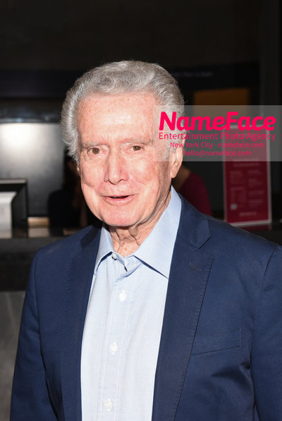 Special New York Screening of The Wife hosted by Sony Pictures Classics Regis Philbin - NameFace Photo Agency New York City - hello@nameface.com - nameface.com - Photo by Daniela Kirsch