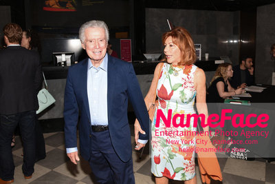 Special New York Screening of The Wife hosted by Sony Pictures Classics Regis Philbin and Joy Philbin - NameFace Photo Agency New York City - hello@nameface.com - nameface.com - Photo by Daniela Kirsch