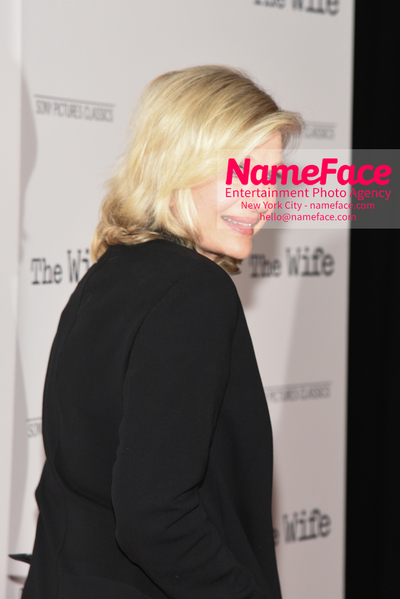 Special New York Screening of The Wife hosted by Sony Pictures Classics Diane Sawyer - NameFace Photo Agency New York City - hello@nameface.com - nameface.com - Photo by Daniela Kirsch
