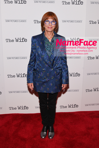 Special New York Screening of The Wife hosted by Sony Pictures Classics Jane Anderson - NameFace Photo Agency New York City - hello@nameface.com - nameface.com - Photo by Daniela Kirsch
