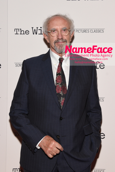 Special New York Screening of The Wife hosted by Sony Pictures Classics Jonathan Pryce - NameFace Photo Agency New York City - hello@nameface.com - nameface.com - Photo by Daniela Kirsch