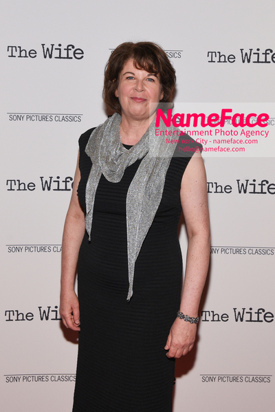 Special New York Screening of The Wife hosted by Sony Pictures Classics Meg Wolitzer - NameFace Photo Agency New York City - hello@nameface.com - nameface.com - Photo by Daniela Kirsch