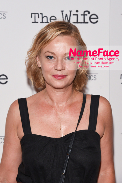 Special New York Screening of The Wife hosted by Sony Pictures Classics Samantha Mathis - NameFace Photo Agency New York City - hello@nameface.com - nameface.com - Photo by Daniela Kirsch