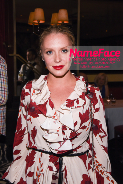 Special New York Screening of The Wife hosted by Sony Pictures Classics - After Party Annie Starke - NameFace Photo Agency New York City - hello@nameface.com - nameface.com - Photo by Daniela Kirsch
