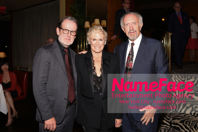 Special New York Screening of The Wife hosted by Sony Pictures Classics - After Party Bjorn Runge, Glenn Close and Jonathan Pryce - NameFace Photo Agency New York City - hello@nameface.com - nameface.com - Photo by Daniela Kirsch