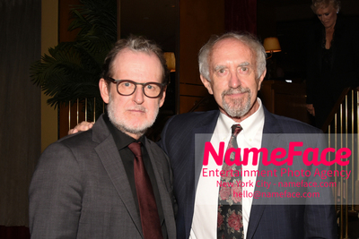 Special New York Screening of The Wife hosted by Sony Pictures Classics - After Party Bjorn Runge and Jonathan Pryce - NameFace Photo Agency New York City - hello@nameface.com - nameface.com - Photo by Daniela Kirsch