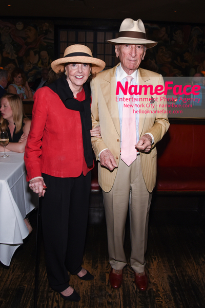 Special New York Screening of The Wife hosted by Sony Pictures Classics - After Party Nan A. Talese and Gay Talese - NameFace Photo Agency New York City - hello@nameface.com - nameface.com - Photo by Daniela Kirsch